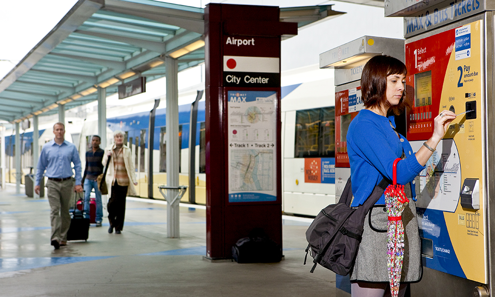 June 16, 2010- Portland, OR- Various interior photos at the Portland International Airport. Image ownership granted to the Port of Portland.